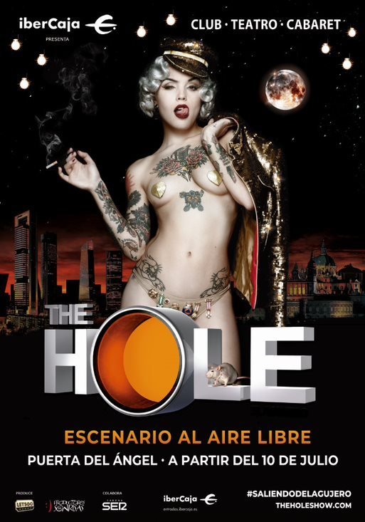 The Hole - Un buen día en Madrid