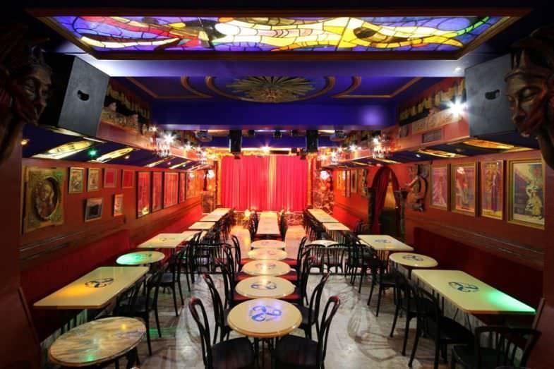 Sala Houdini Madrid