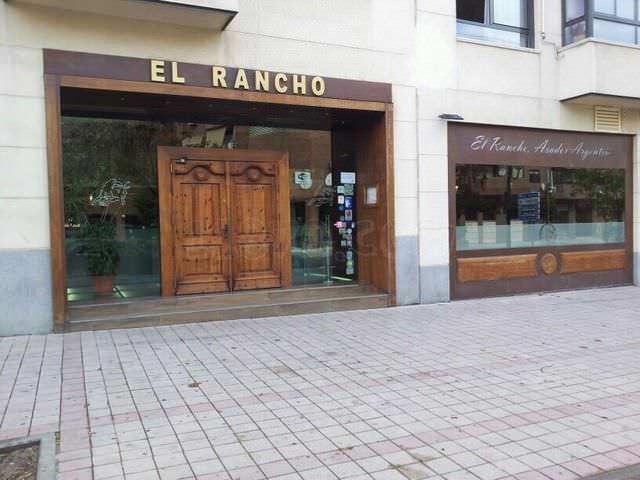 Entrada El Rancho