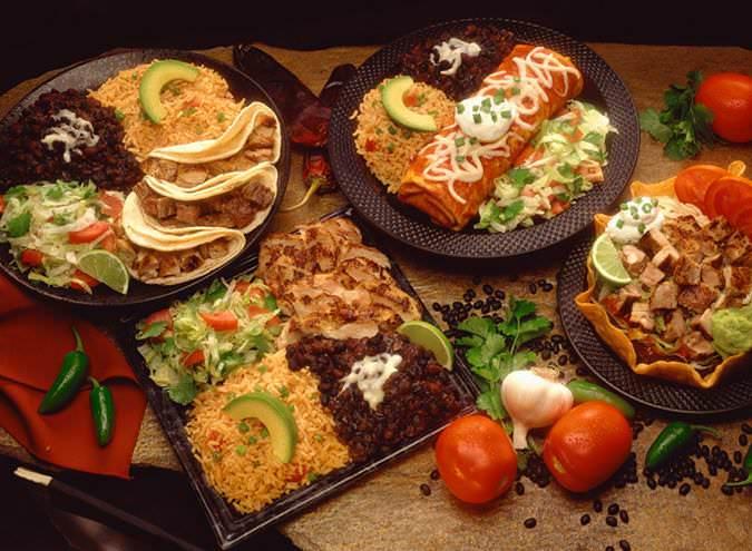 Mestizo Platos Mexicanos
