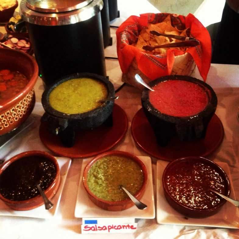 salsas mexicanas para tacos