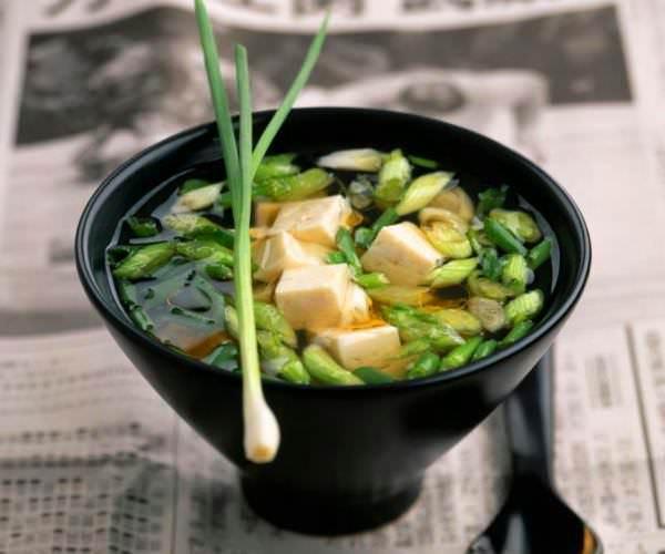 Zen Bamboo sopa