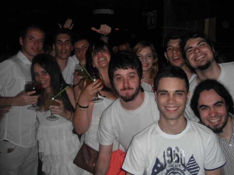 Foto fiesta UBDEM