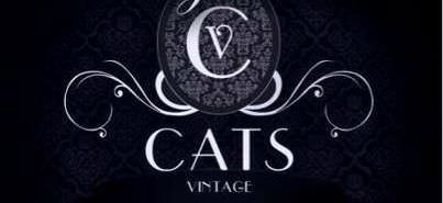 LOGO CATS VINTAGE