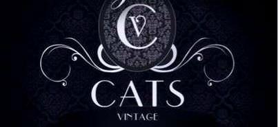 LOGO CATS VINTAGE