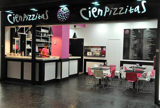 Cien Pizzitas