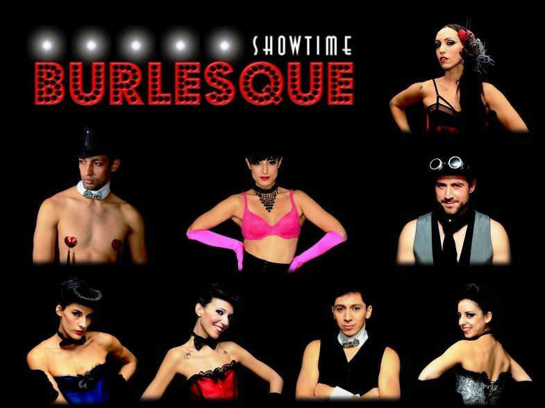 Elenco Showtime Burlesque