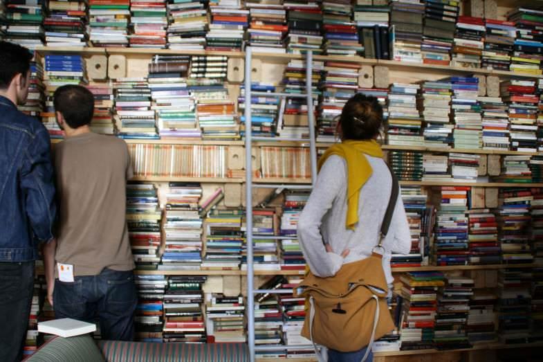 Estantería Libros Libres