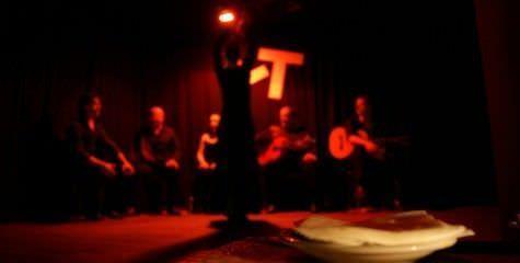 Tablao Flamenco Las Tablas - Un buen día en Madrid