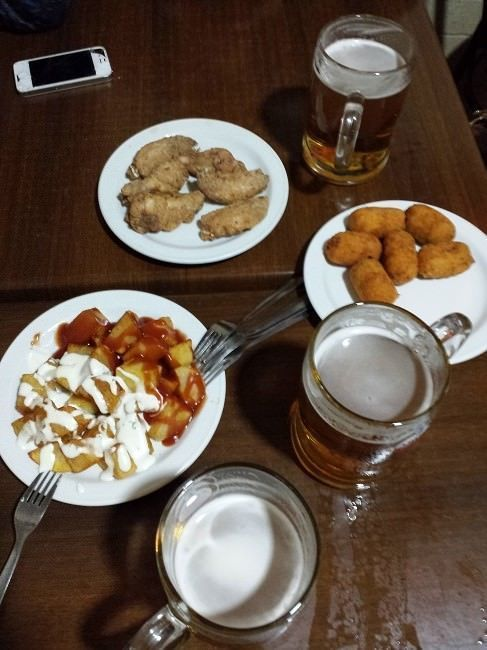 Tapas Bar Lanjarón