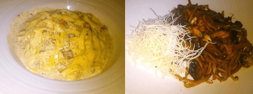 Pasta asiatica e italiana Wogaboo