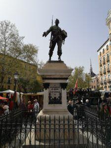 Estatua de Eloy Gonzalo