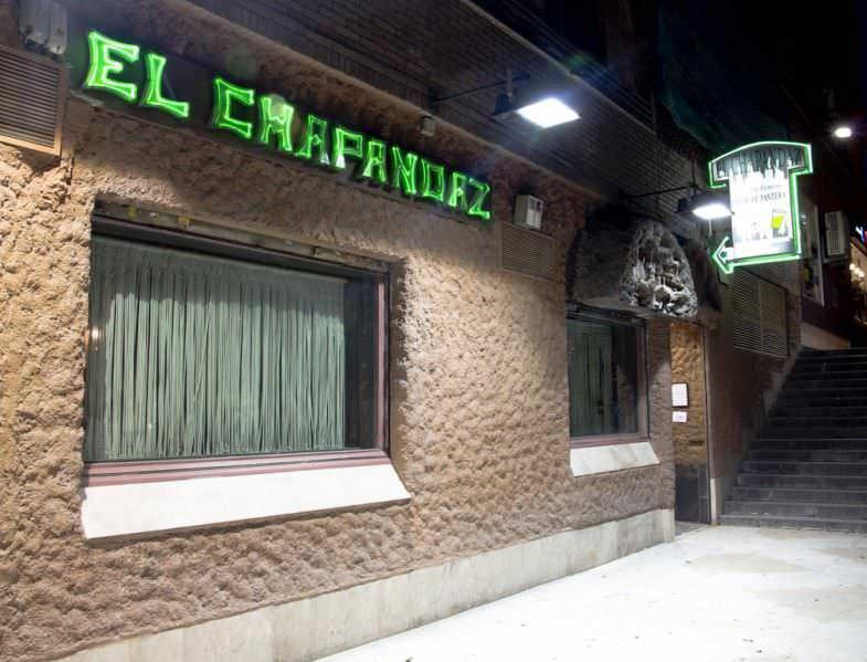 Exterior Chapandaz