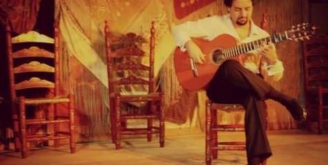 musica española en cafe de chinitas