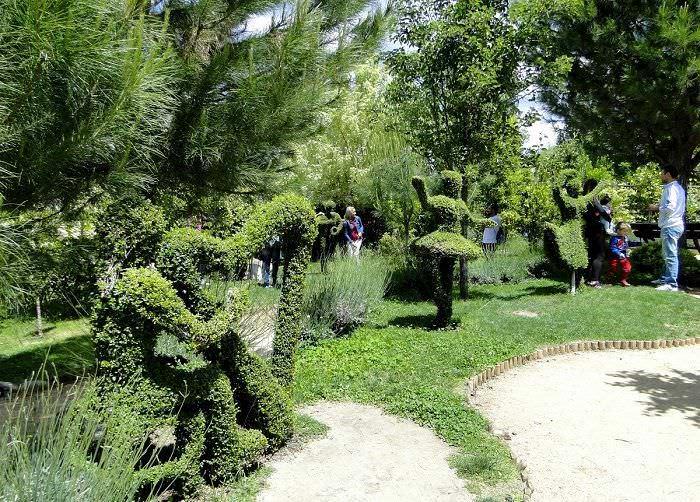 El bosque encantado un buen d a en madrid - Jardin encantado madrid ...