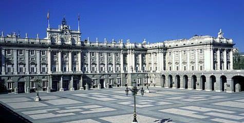 palacios de madrid