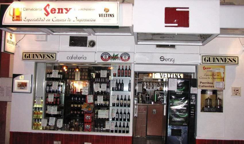 Cervecería Seny - Un buen día en Madrid