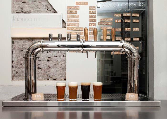 cervecerias en madrid