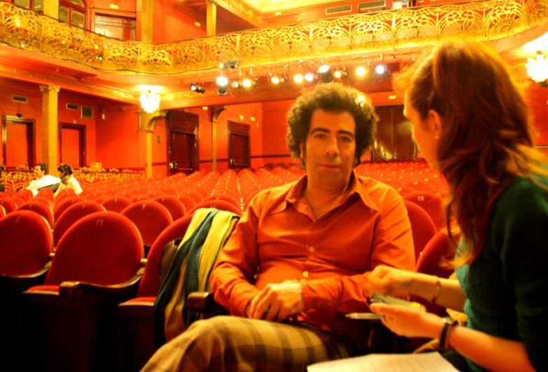 Entrevista a Agustín Jiménez - Un buen día en Madrid