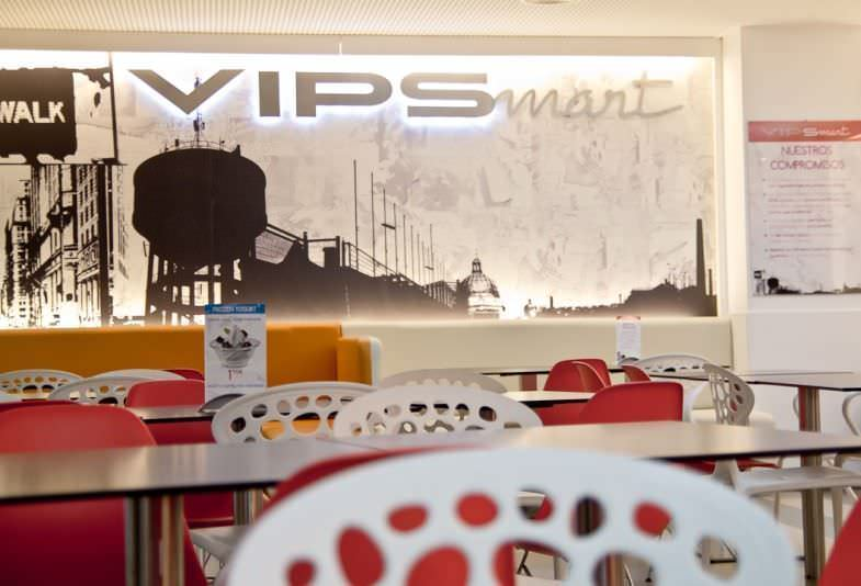 Salón de VIPSmart
