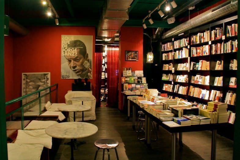 La Buena Vida. Café del Libro