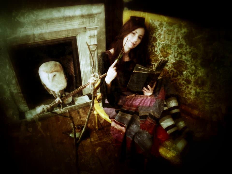 Casa de la magia
