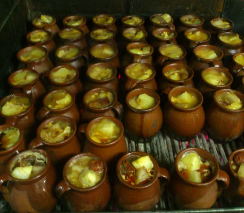 El mejor cocido Taberna La Bola