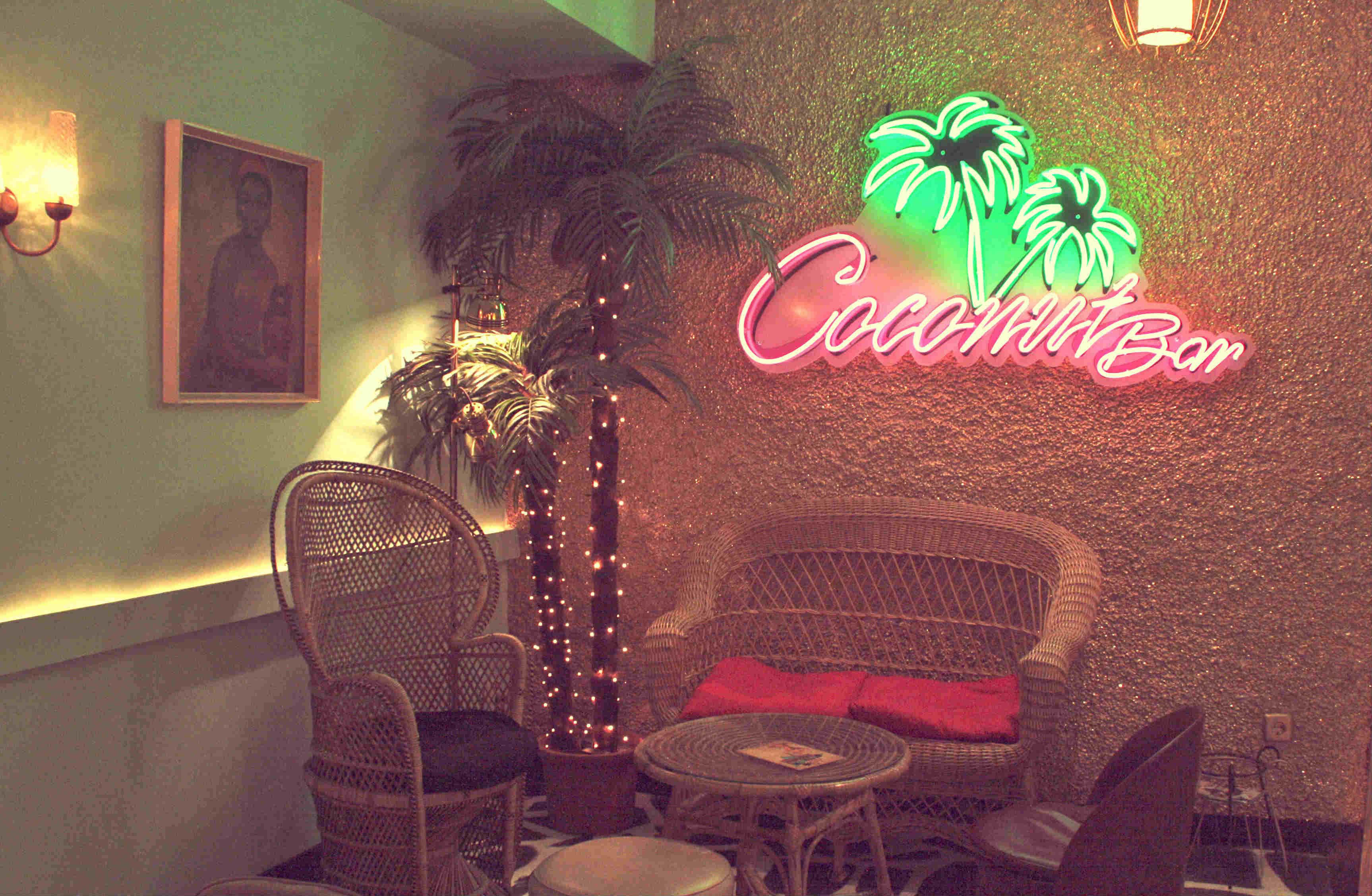 El Fabuloso Coconut Bar Madrid