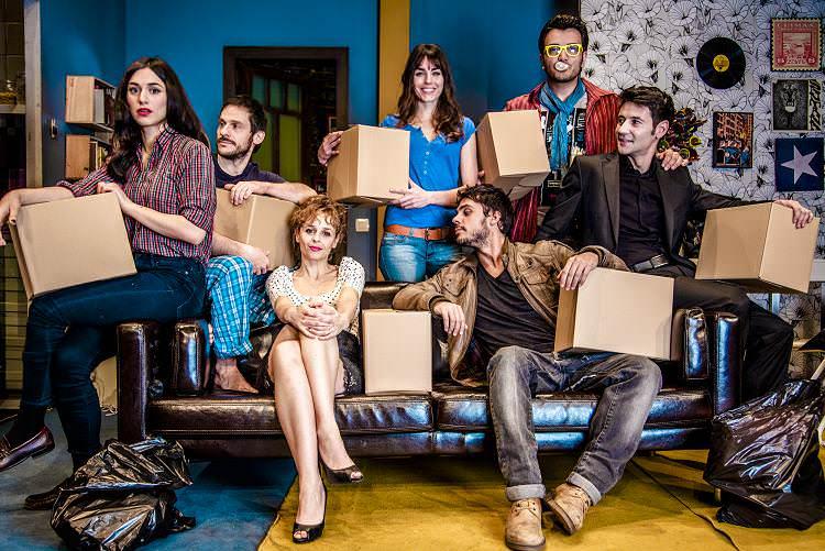 La Caja Teatro Lara
