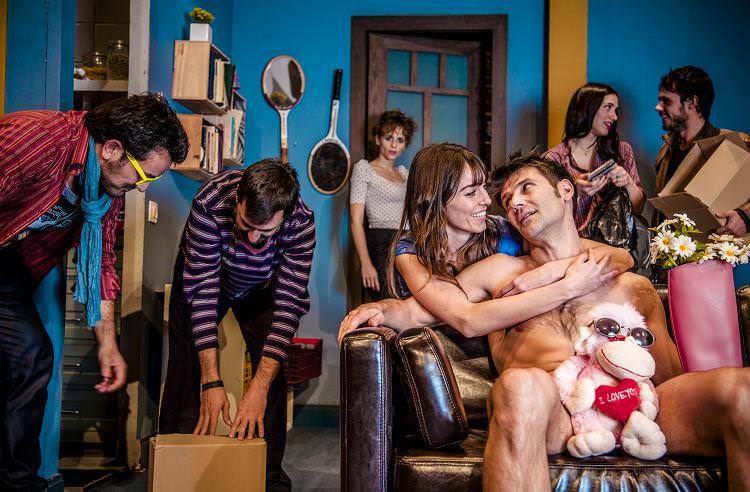 La Caja comedia teatro