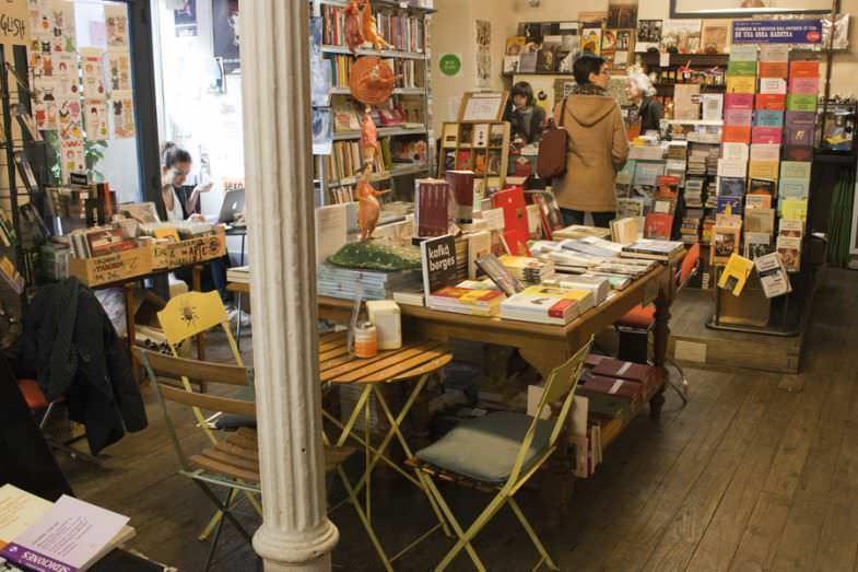 """Café librería """"La Fugitiva"""""""
