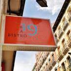 19 Bistró Bar - Un buen día en Madrid