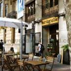 Cafetería - Restaurante Arúgula - Un buen día en Madrid