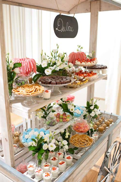 Candy bar madrid