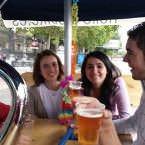 BeerBike en Madrid - Un buen día en Madrid