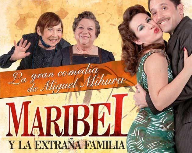 MARIBEL-Y-LA-EXTRANA-FAMILIA-MIGUEL-MIHURA-TEATRO-INFANTA-ISABEL-UBDEM