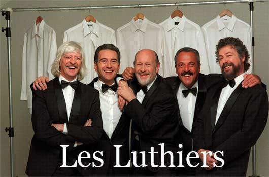Foto Les Luthiers