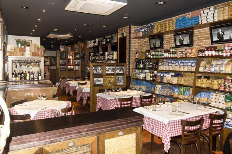 Los productos 100% italianos sirven para decorar las paredes