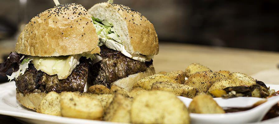 La hamburguesa de la casa, la S10Bar