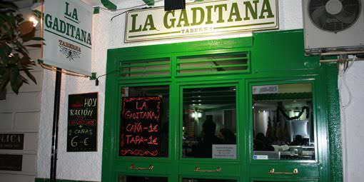 Entrada La Gaditana