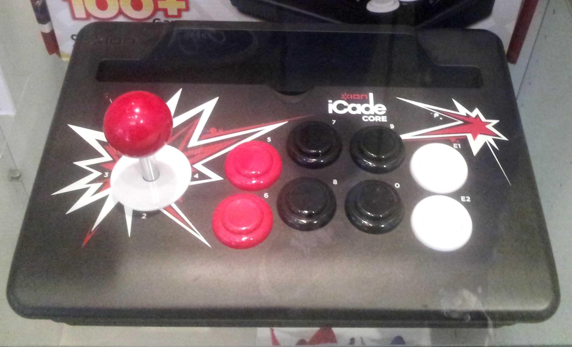 """Mando Arcade para iPad """"iCade Core"""" de ION Audio"""