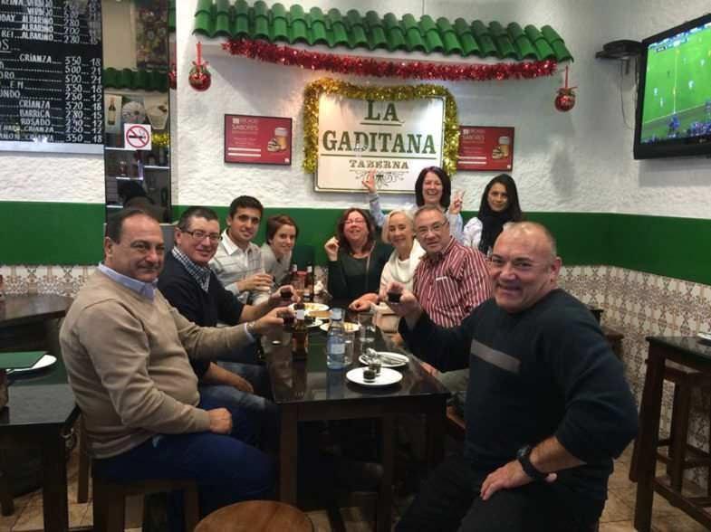 De tapas en La Gaditana
