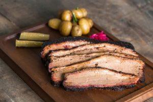 Carne recién hecha de NYBurger
