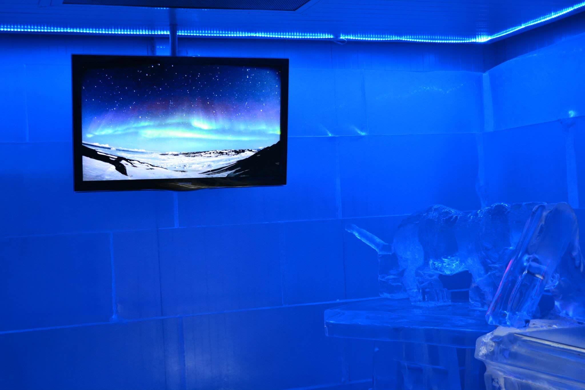 Pase exclusivo de Auroras Boreales en el Ice Bar