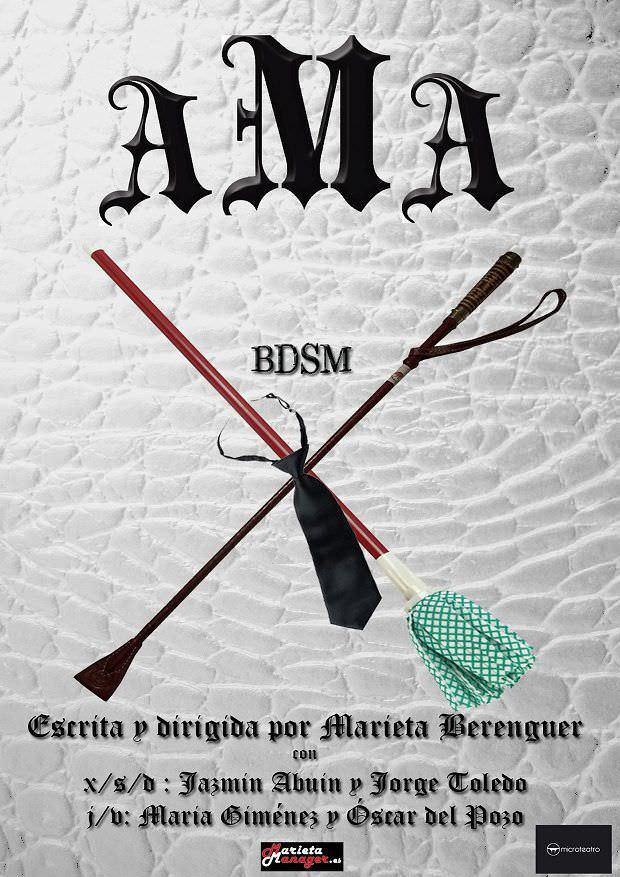 "Cartel ""AMA"""
