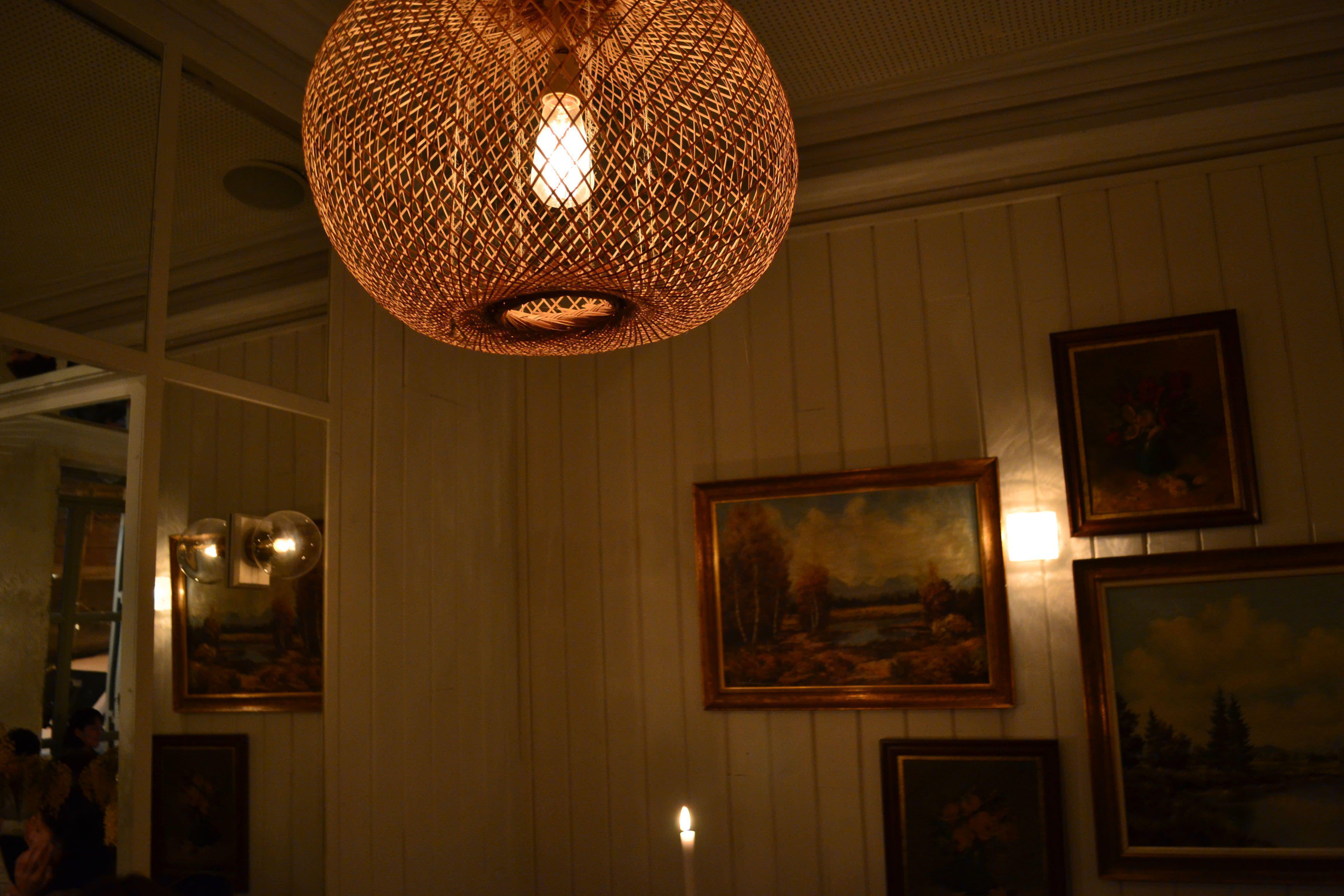 Lámpara de Dray Martina