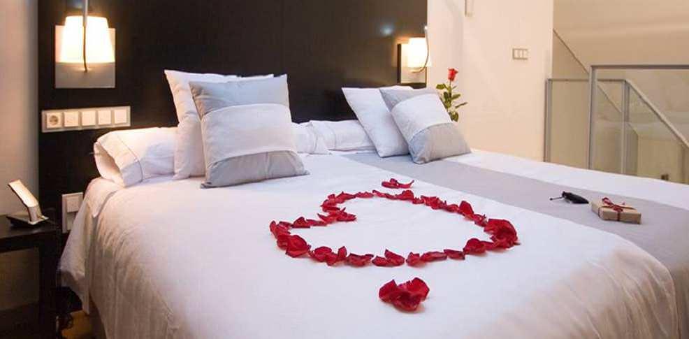 10 planes para san valentin for Ideas noche romantica