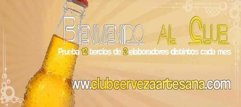 Hazte socio de Club de Cerveza Artesana