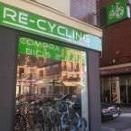 Escaparate de Recycling