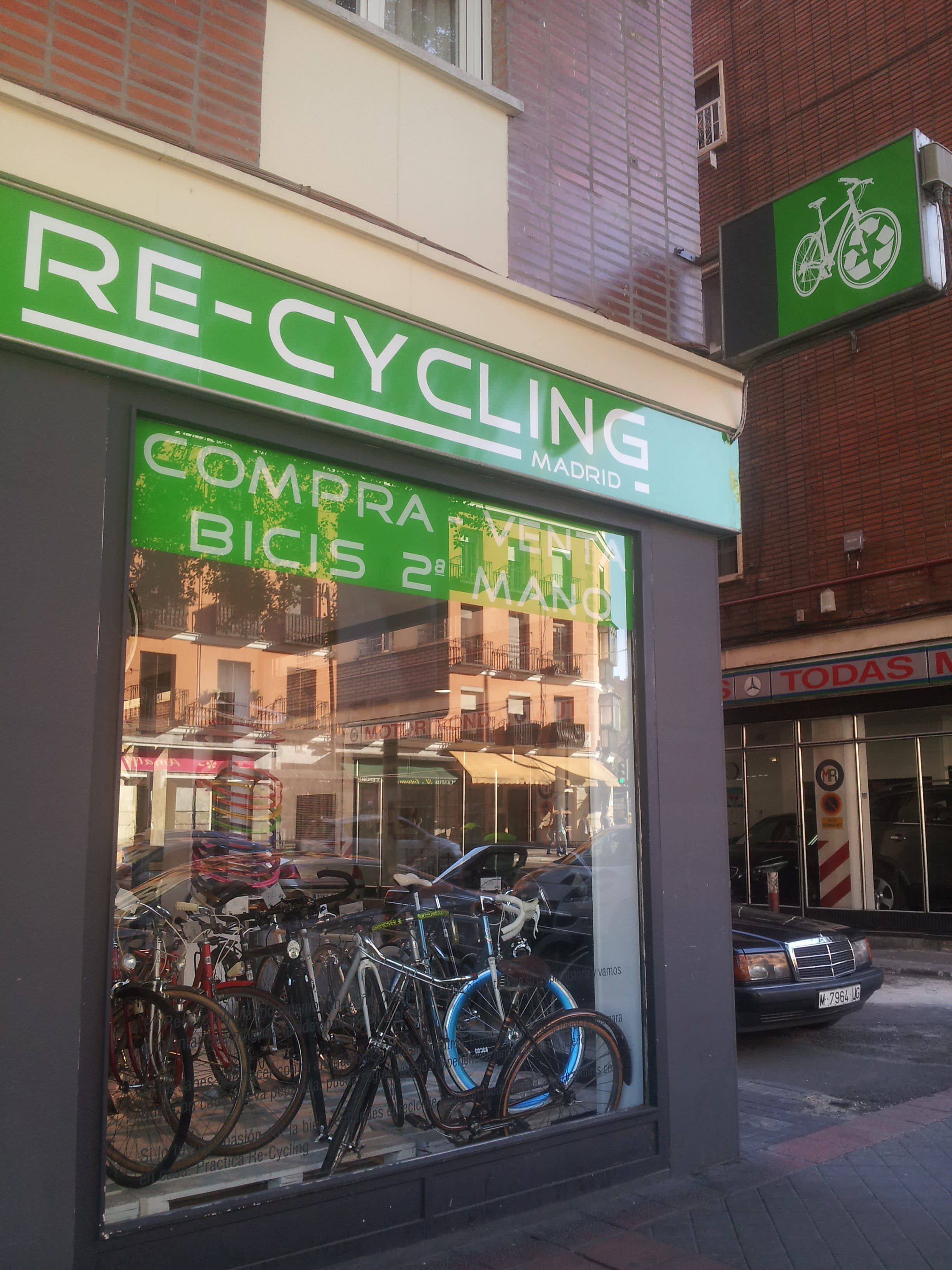 Escaparate de Recycling